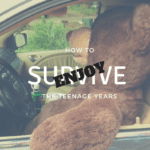 Top 5 Ways to Not Only Survive, but ENJOY the Teenage Years