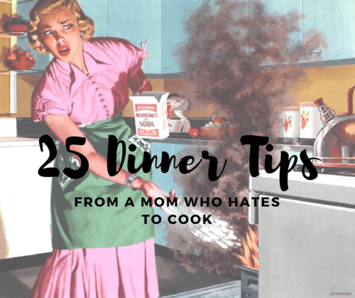 i hate cooking recipes for moms