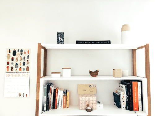 spring cleaning: tips for decluttering, living in small spaces, and striving for minimalism