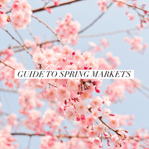 spring markets, craft shows, vendor fairs in the Iowa City area