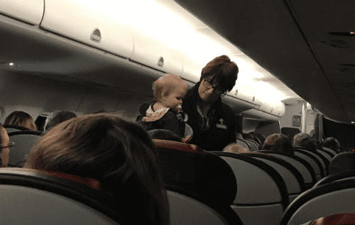Miracle or Marvel: A Toddler Travel Success Story