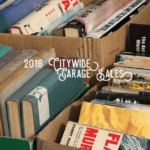 Guide to 2018 Citywide Garage Sale Days