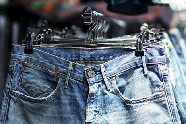 SPhoto: jeans secondhand shops in the Iowa City Area