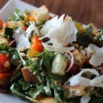 Springtime Panzanella Salad Recipe – Eating Fresh
