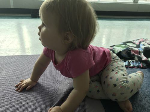 A New Take On Time Together: Yoga With My Toddler