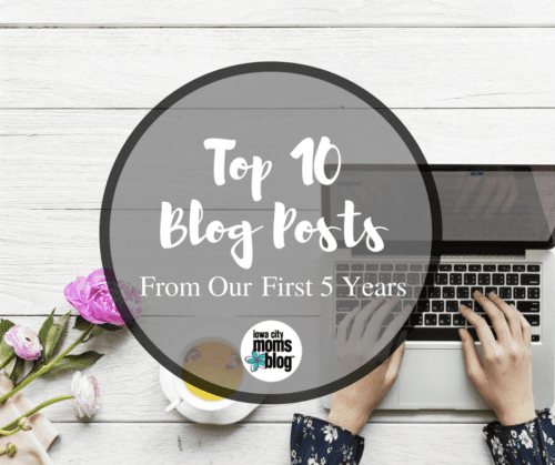 Top 10 Blog Posts from our first five years