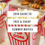 Your 2018 Guide to Free and Cheap Summer Movies