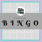 Summer BINGO Bucket List! {FREE Game + Printable}