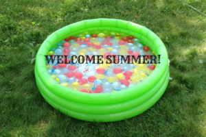 Welcome Summer! A Last Day of School Surprise Party