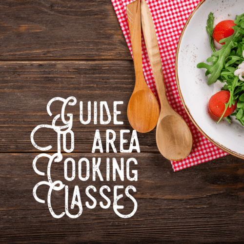 Spice Up Your Summer: Guide to Area Cooking Classes