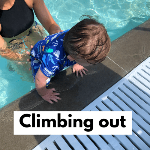 Swimming lessons: Teach your toddler these easy swim basics