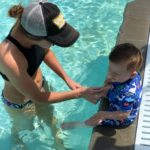 Swimming Lessons With Mom: Basic Water Skills for Toddlers