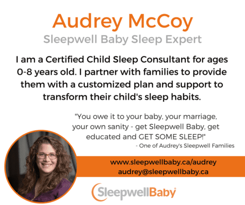 I Worked With A Child Sleep Consultant and It Was LIFE CHANGING!