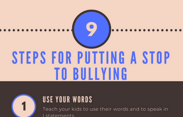 Steps to Stop Bullying