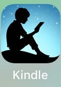 Image of Kindle app icon
