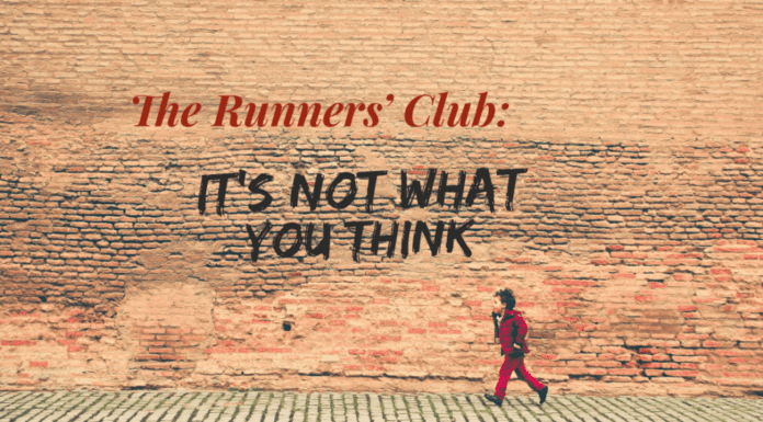 The Runners' Club: It's not what you think