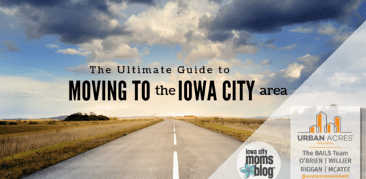Moving to the Iowa City Area - Ultimate Guide