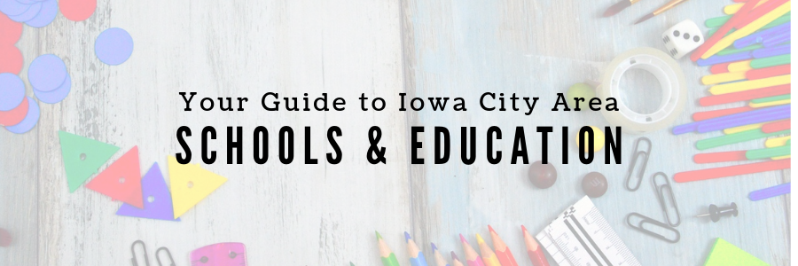 Guide to Iowa City Area Schools and Education