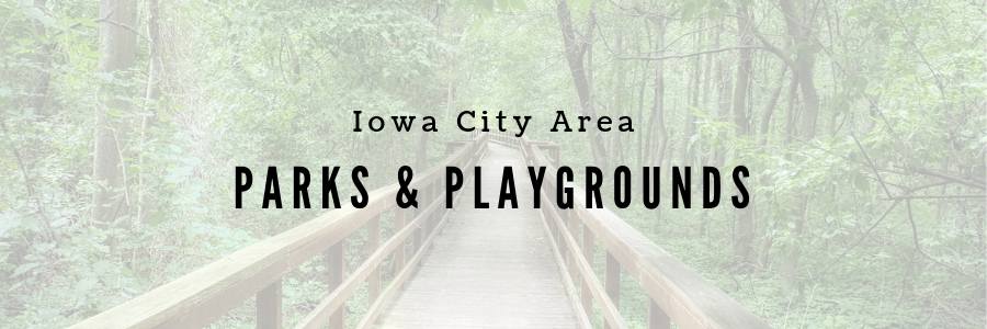 parks and playgrounds banner