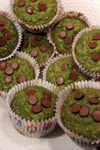 The Incredible Healthy Hulk Muffin Recipe