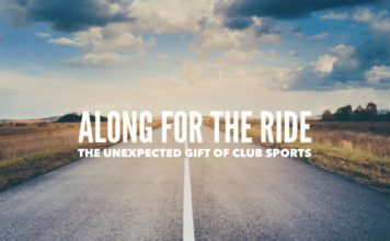 Along for the Ride: The Unexpected Gift of Club Sports
