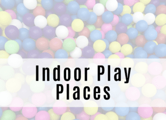 Indoor Play Places for Kids in the Iowa City area