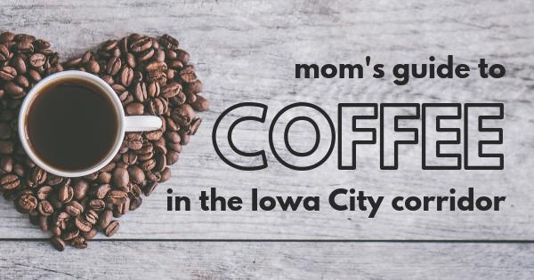 coffee shops iowa city area