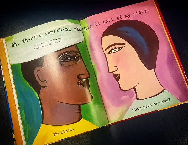 White Parents Talking to White Kids About Race: A Recommended Reading List
