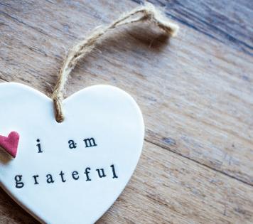 Grateful Gratitude on Thanksgiving
