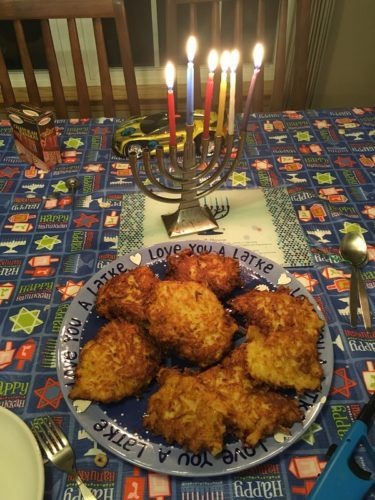 Have Hanukkah Your Way: A Flexible & Easy Menu