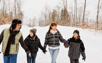 Indoor and Outdoor Winter Activities for Families in Iowa City