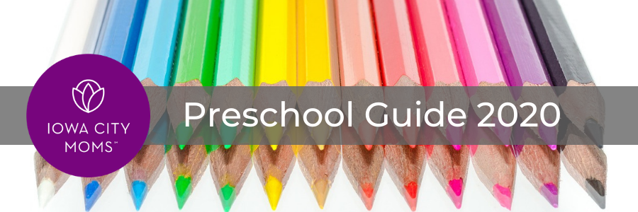 Iowa City Moms Preschool Guide 2020