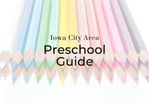 Iowa City Area Preschool Guide