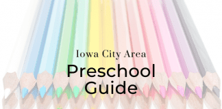 Iowa City Area Preschool Guide