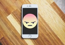 the mom explosion - an angry emoji