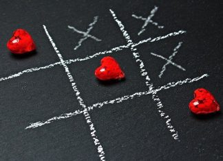 An image of hearts as we discuss letting go for control amid COVID-19