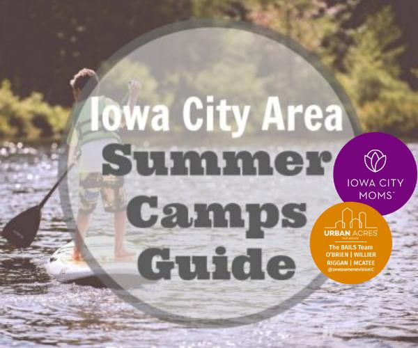 Iowa City Area Summer Camp Guide 2020