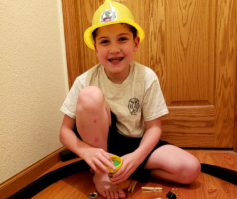 Crash Course in Engineering: The Latest Iowa Children's Museum Play Pack