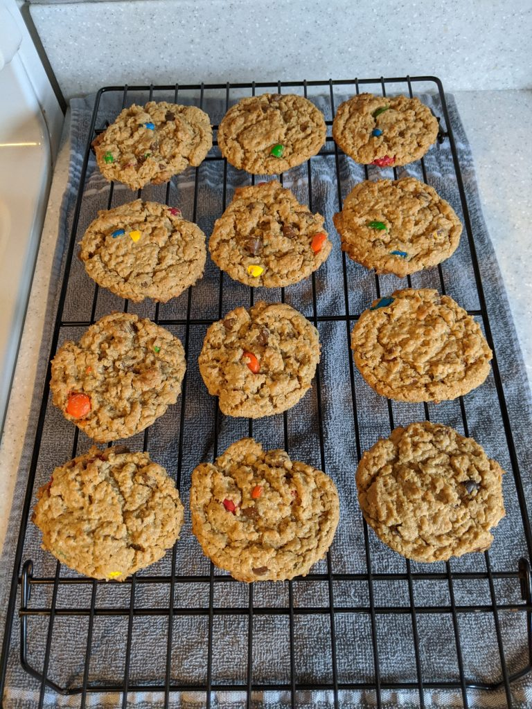 Make These Monster Cookies