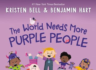 "Book: ""The World Needs More Purple People"""