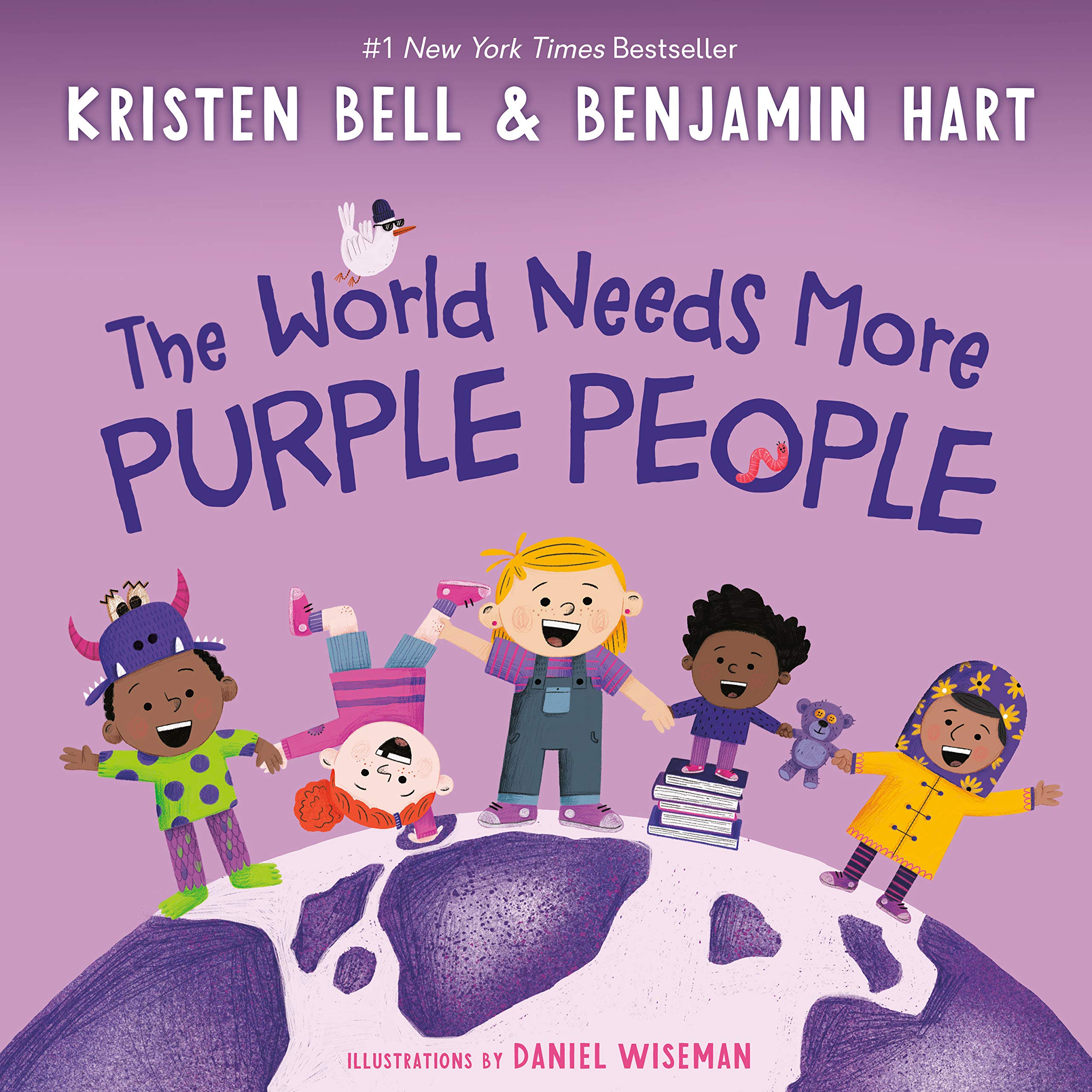 Book: The World Nees More Purple People