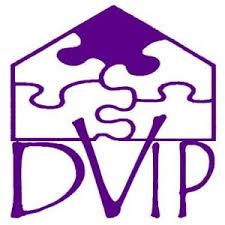 Logo: Domestic Violence Intervention Program (DVIP logo)