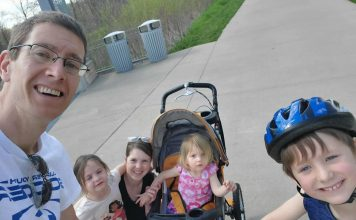 Family hiking: A year since our lives changed forever in a pandemic