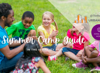 Summer Camps in the Iowa CIty area