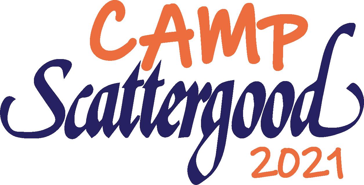 Camp Scattergood 2021 logo