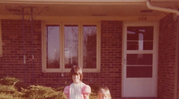 Two girls: Iowa City Mysteries