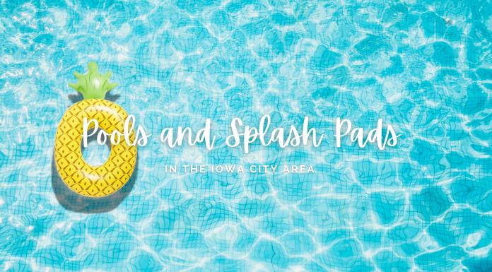 Graphic: Iowa City Area Pools and Splash Pads