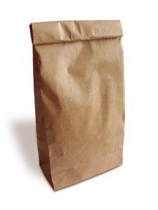 Plain Brown Bag