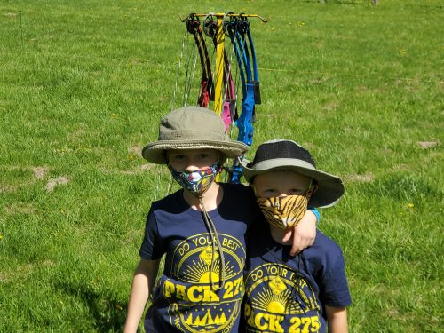 Two cub couts: Guide to Cub Scouts in the Iowa CIty area
