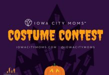 Graphic: Iowa City Moms Halloween Costume Contest